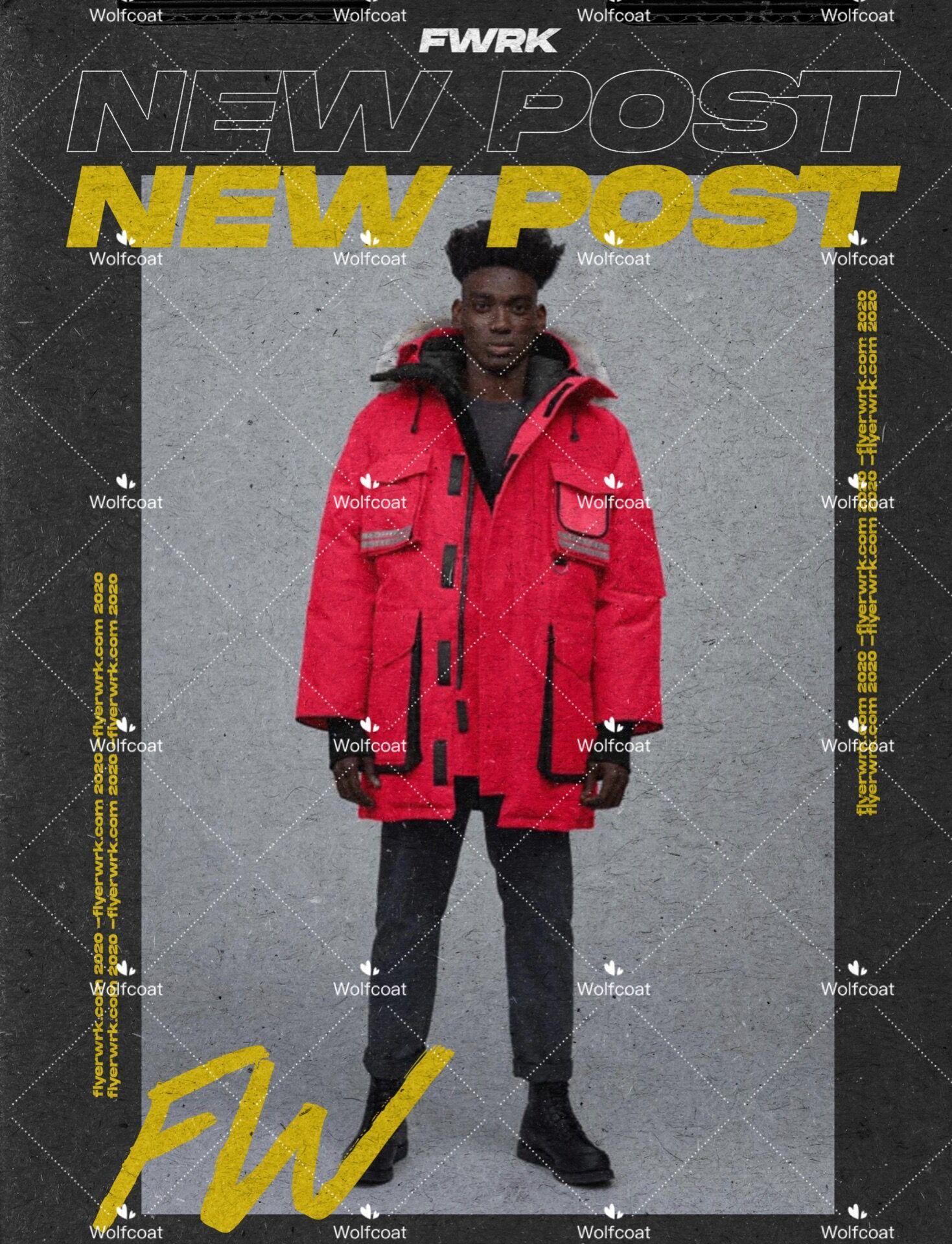 Erkek Parkas Klasik Ceket Kürk Kapüşonlu Üst Aşağı Ceket Tomurcukları Boyutu Rüzgarlık Açık Sıcak Erkekler Fermuar Kalın Ceketler