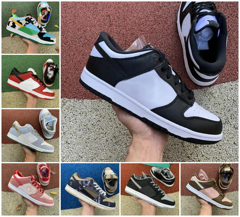 2021 SB دونك أسود أبيض منخفض الاحذية الأحذية مكتنزة برتقالية صفراء سفاري سيراكيوز الأذى منصة سترانجويلوف دوناك