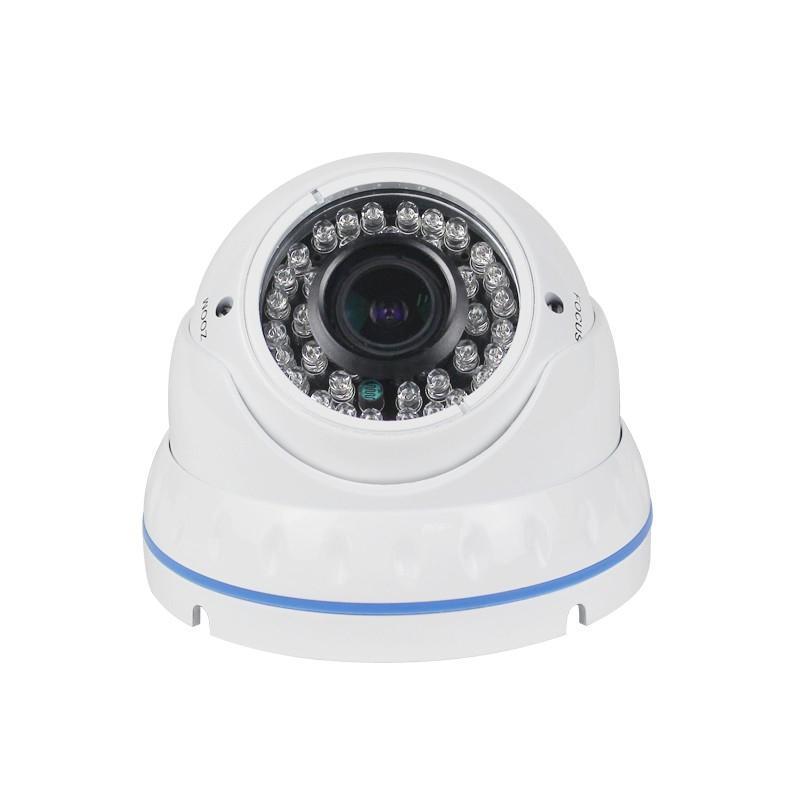Cámaras 5.0 Megapixel AHD Cómica de video cúpula 2.8-12 mm Varifocal LEN Inicio Seguridad Noche Visión Noche Analógico Alta Definición Cable OSD