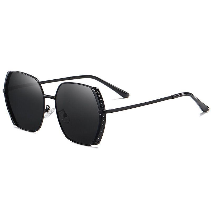 2021 Frauen Square Mode Sonnenbrille Eywear 2229 Driving Vintage UV400 Polarisierte Retro Ultralight Männer Goggle Für Frauen Angeln Aeanq