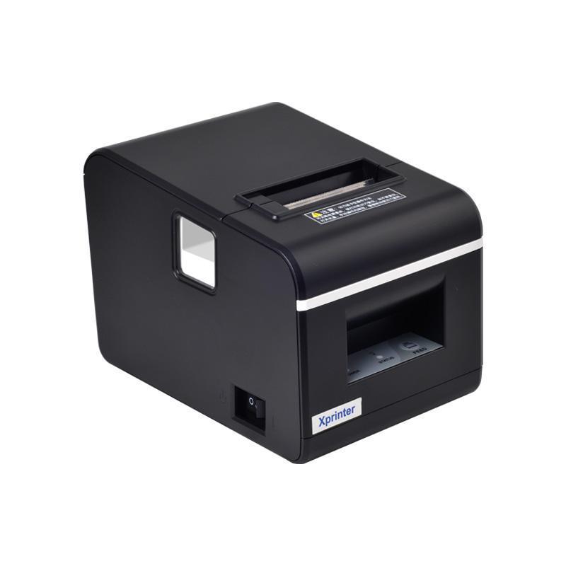 자동 커터 120mm / s 청구서 프린터가있는 고품질 58mm USB 포트 영수증 프린터