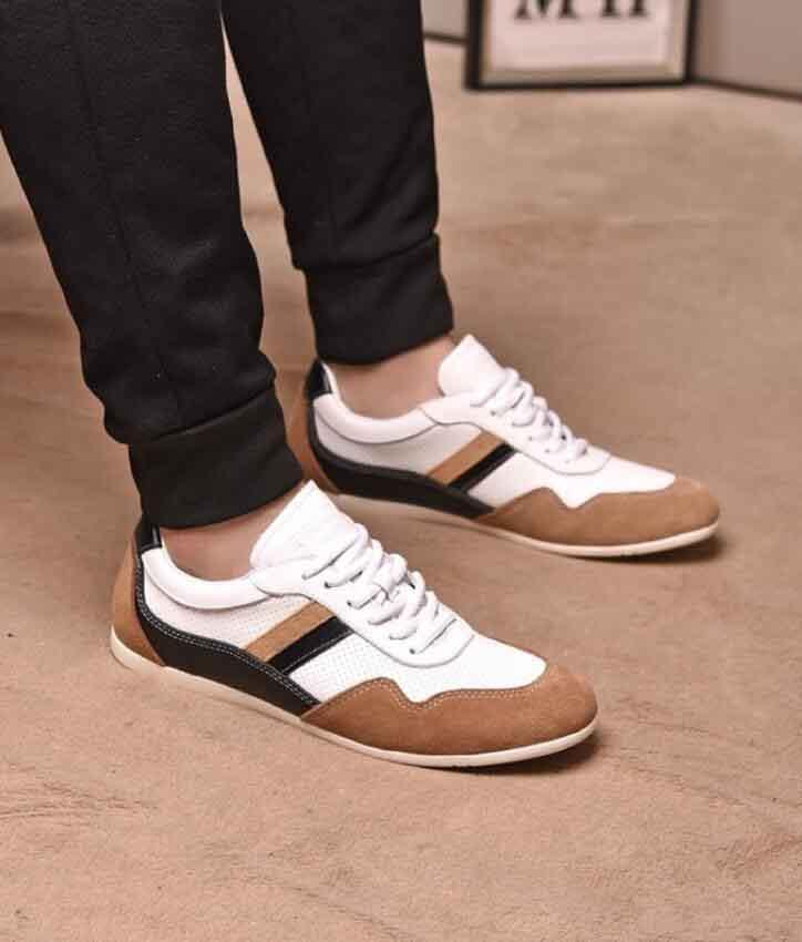 Luxo paris homens designers casuais sapatilhas de couro genuíno treinadores lisos sapatos casuais esportes ao ar livre sapato de corredor com caixa 38-44eu
