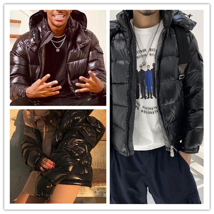 Veste en hiver de qualité supérieure avec manteau manteau à capuche épais Doudoune Homme Poches de coton Vestes Homme Outwear Parkas Style des hommes et des femmes à choisir plus Taille 3XL