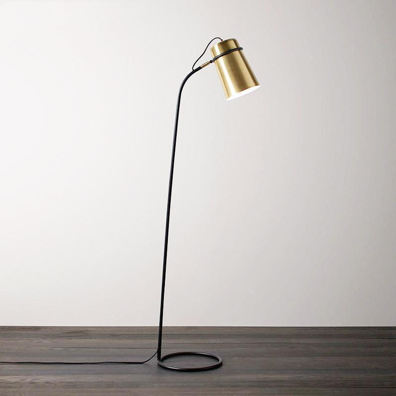 LED 유리 볼 플로어 거실에 대 한 Lampada da terra luminaria pendente 산업 장식 침실 램프 식사