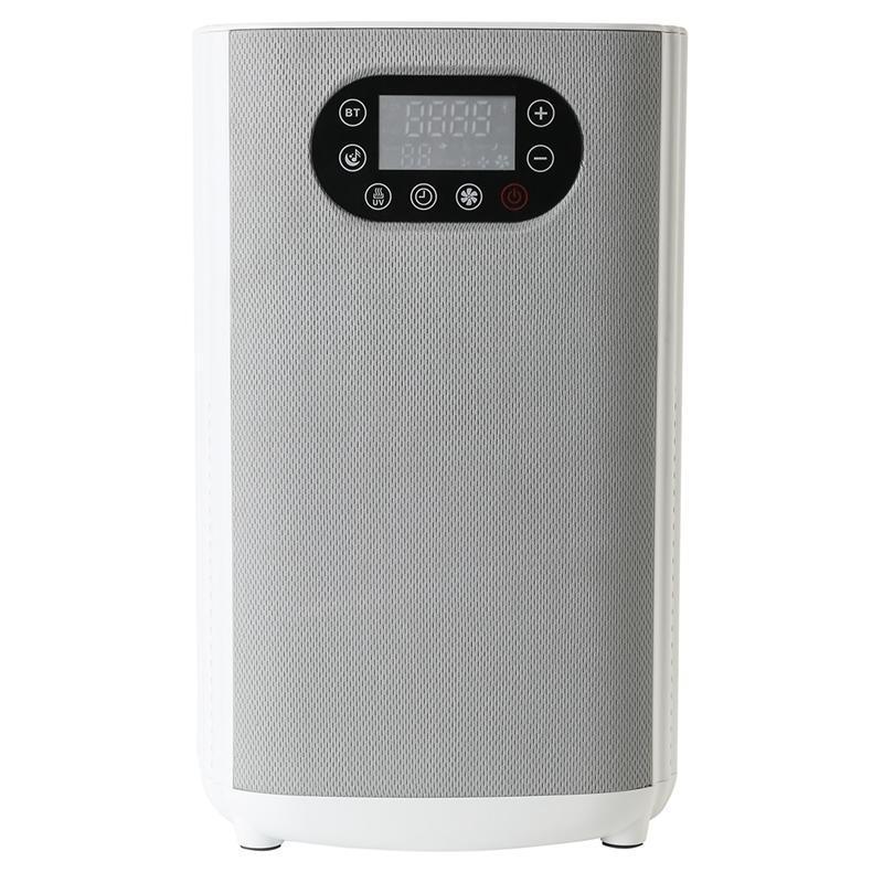 Purificatori d'aria per la casa, depuratore del filtro HEPA fino a 700ft² per 30min, contaminanti desktop, spina degli Stati Uniti