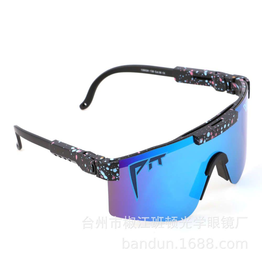American PV montando gafas de sol polarizadas estilo punk swiss emstr90 ultra luz gafas deportivas
