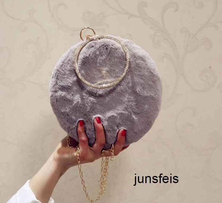 Fábrica de la noche de la noche de la noche de la moda de la moda del embrague de la moda con la cadena de lujo brillo fiesta de las señoras bridas bolsos B5