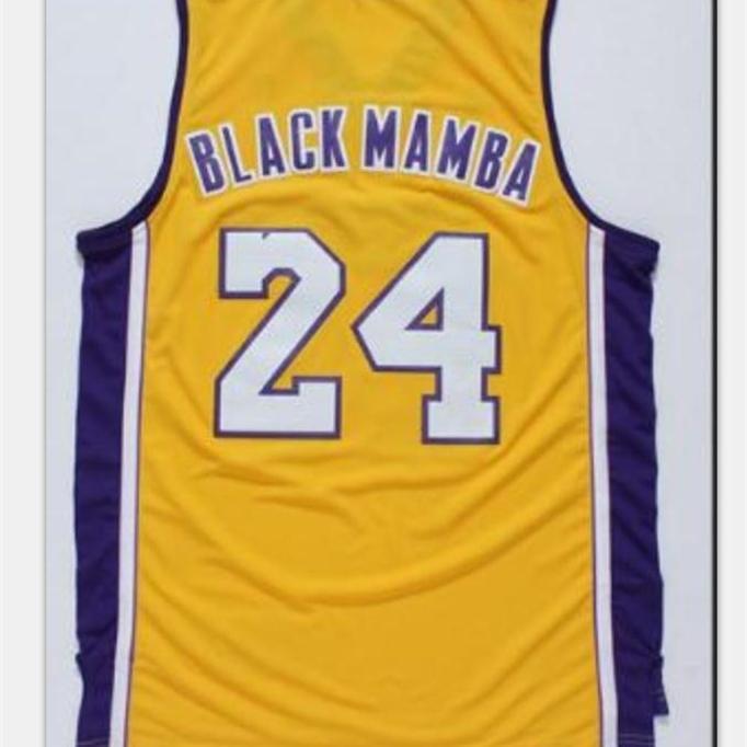 Özel Bay Gençlik Kadın Vintage Mamba Out K B kolej Basketbol Forması Boyut S-6XL veya özel herhangi bir isim veya numara forma