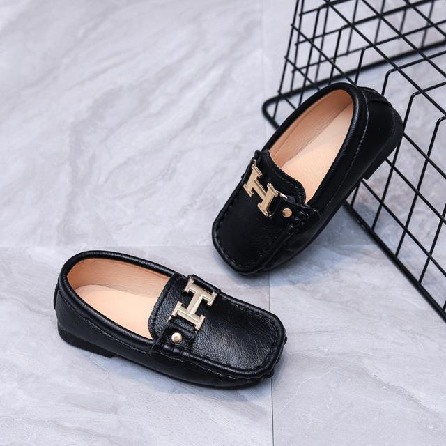 Весна осень детская обувь мальчики кожаные туфли дышащие мальчики обувь повседневная мокасина мода малыш девушка кроссовки ребенка 21-30