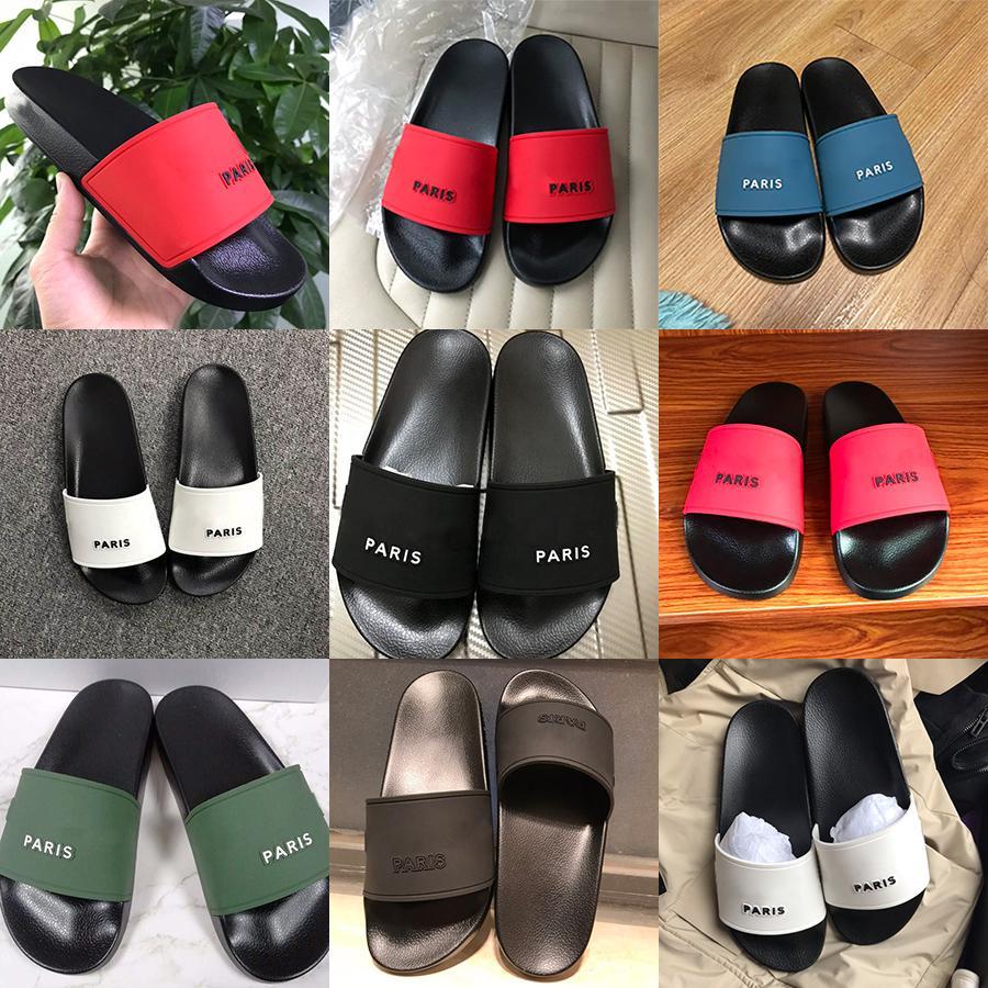 고품질 남성과 여성 여름 해변 샌들 캐주얼 슬리퍼 레이디 슬리퍼 컴포트 신발 실내 신발 Chaussure XX-0002