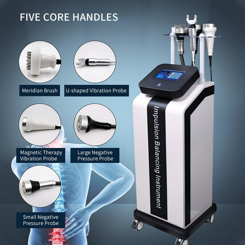 Electric Cupping Therapy 5 in 1 Slimming beauty Massage Roller Vaccum Health Care Body Shaping Instrument Vacuum cavitation Loss weight shapping