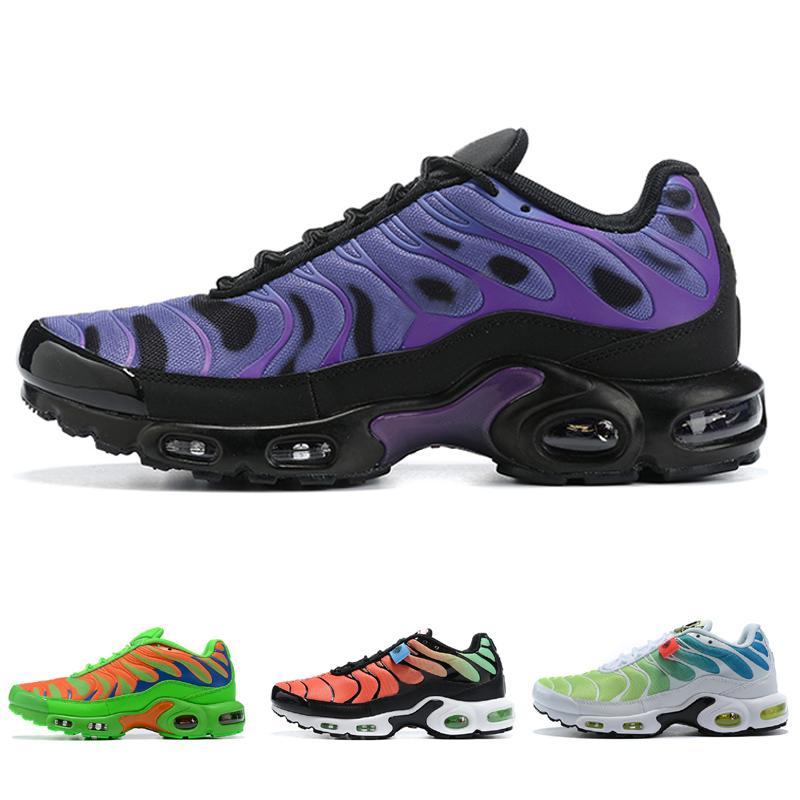 tn air 2019 nuovissimo Plus TN run Tuned per uomo scarpe da corsa sportive air sneaker