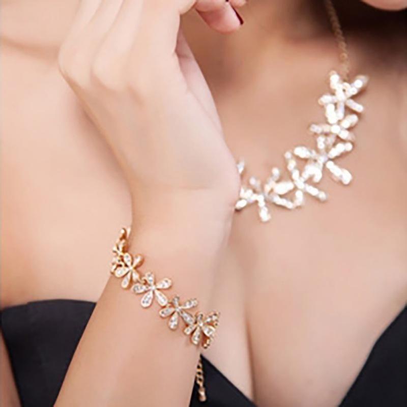 Bracelet de mode créatif pour femmes Couple de mariage Couple simple géométrique PAERT bijoux 2021 Cadeaux à la mode Lien, chaîne