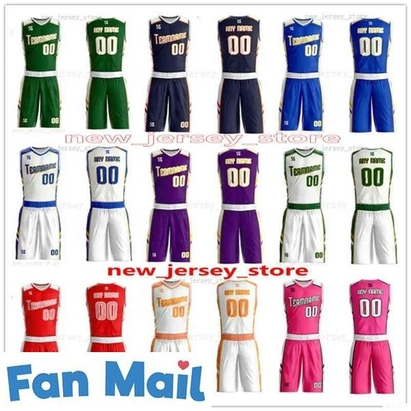 Personalice cualquier nombre de cualquier número Man Girl Girl Juvenil Kids Boys Jerseys Camisetas deportivas como las imágenes que usted ofrece AA0176