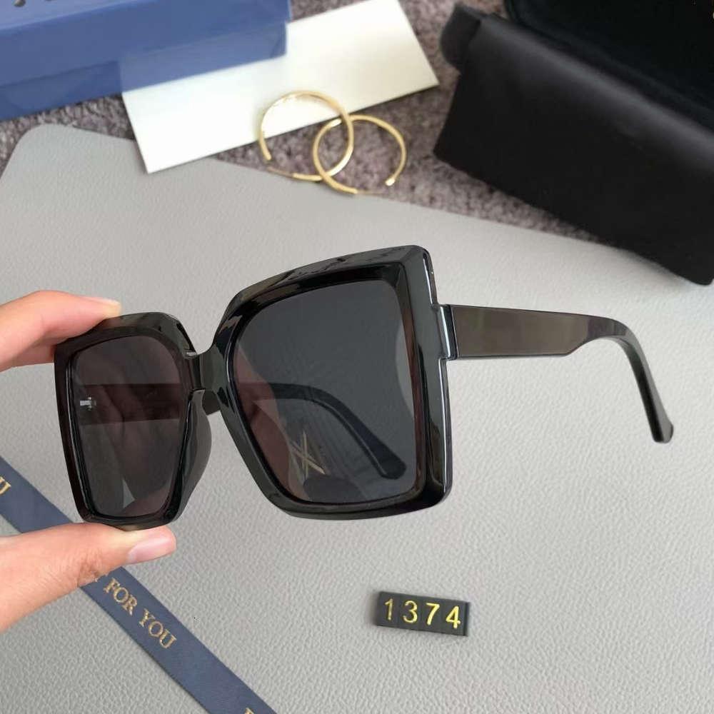 2021 designer men and women retro tones driving polarized fashion sunglasses glasses KMKN