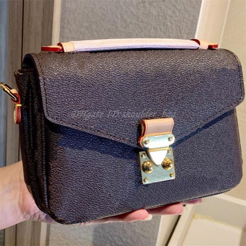 2021 Damen Designer Mode Umhängetaschen M44875 Handtaschen Klassische Brieftasche Luxus Postbote Kreuzkörper Messenger Mommy Kosmetiktasche Geldbörse Berühmte Totes Taille Handtasche