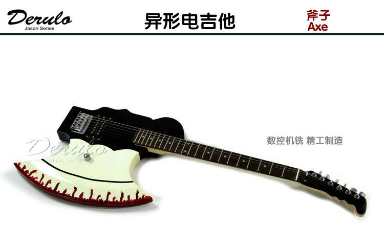 Hot New Electric Guitar Shaped Ax New Limited Edition Guitar Work ...