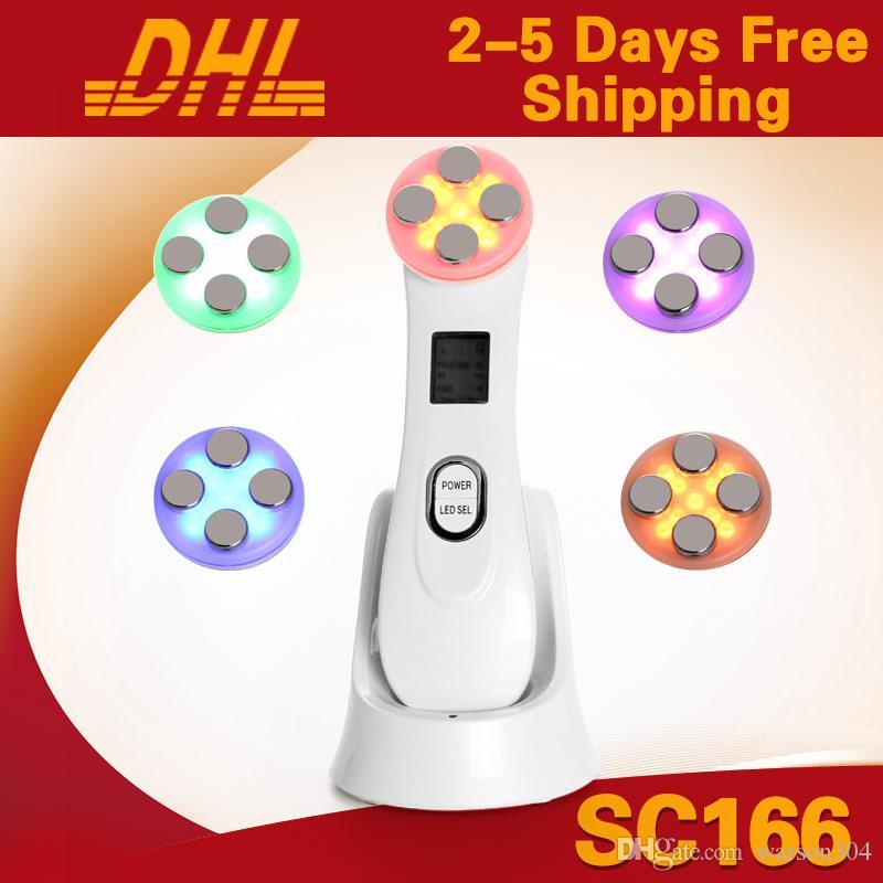 Портативная домашняя машина RF машины радиочастоты пользы перезаряжаемые для Подмолаживания кожи затягивая машину Anti-морщинки лицевую