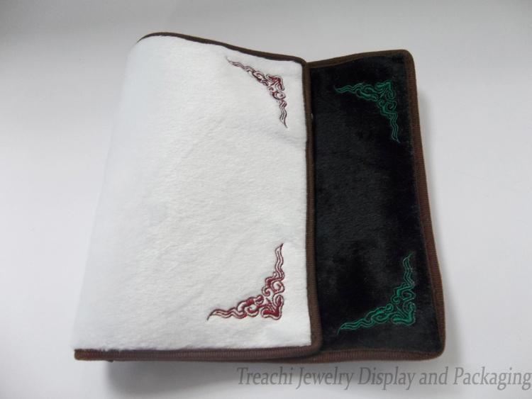 2015 Sale Jewellery Box Jewelry Organizer 3 Pcs X Reversible 42cm*23cm Jewelry Counter Display Cloth Store Fabric Props
