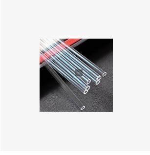 Бесплатная доставка оптовых аксессуаров для кальяна - боросиликатная стеклянная трубка