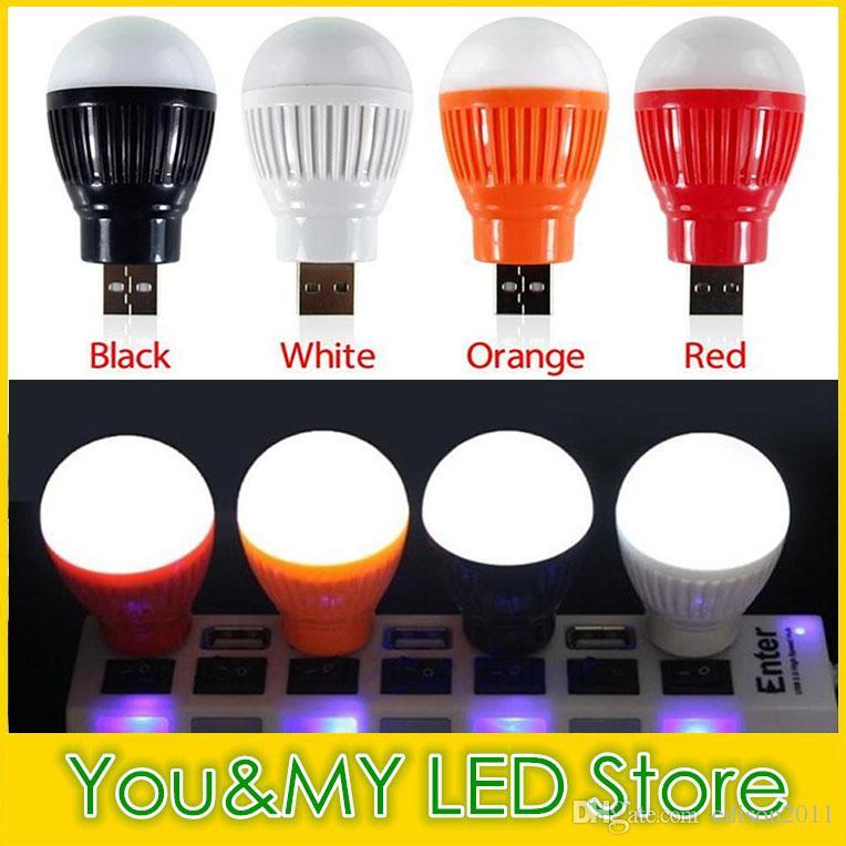 Edison2011 50 قطع الإبداعية المحمولة البسيطة usb فقاعة أضواء التوصيل شحن الكنز عنبر نوم مصباح تركيبات القراءة