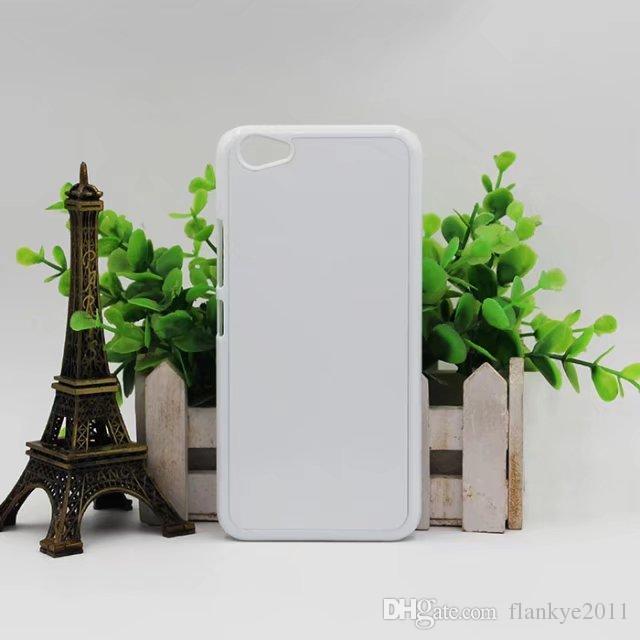 2D Сублимация Жесткий Пластиковый Чехол для Телефона С Металлическим Листом Теплообменной Печати Для Vivo X9S Plus 50 шт. / Лот По DHL Бесплатная Доставка