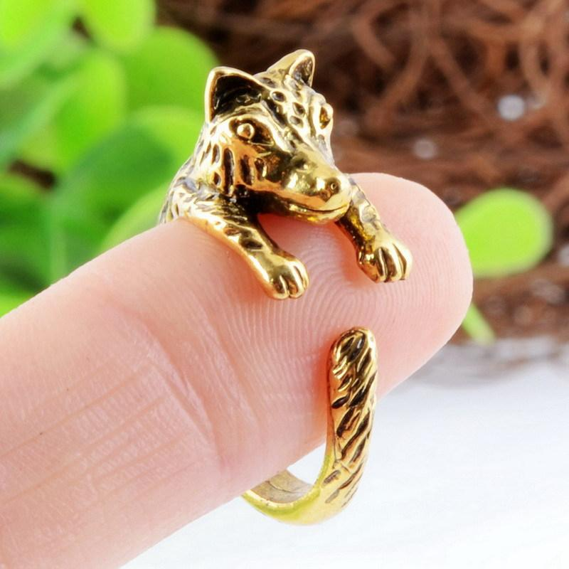 2015 Hot Sale Summer Style Animal Wrap Rings for Women and Girls ...