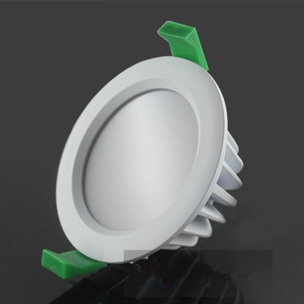 New Arrival (6pcs/lot) 15W Waterproof IP65 Dimmable LED Downlight 15W Dimming LED Spot light LED Ceiling Lamp Free Shipping