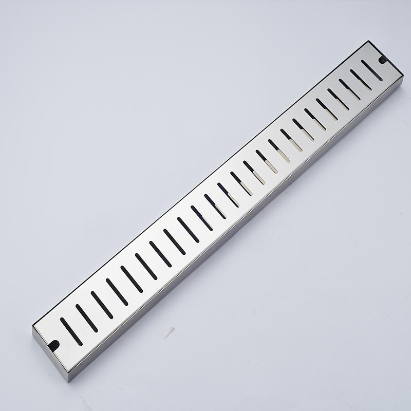 Wholesale And Retail Bathroom Accessories Floor Drain Chrome Stainless Deodorant Sealing Grate Waste Drainer