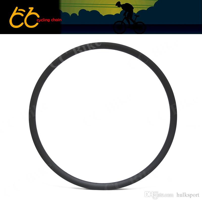 650B Carbon MTB Rim with 30mm width 27.5 tubuless&Hookless MTB Rim for Mountain Bike CC--M25-W30-27.5-A