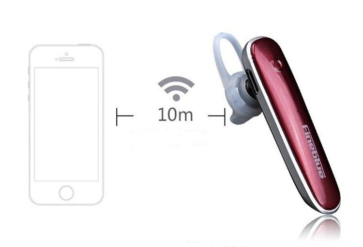 Stereo Voice Bluetooth Headphone FINEBLUE FX-2 Wireless Bluetooth 4..0 Earphone For iPhone Samsung HTC universal headphone (7)