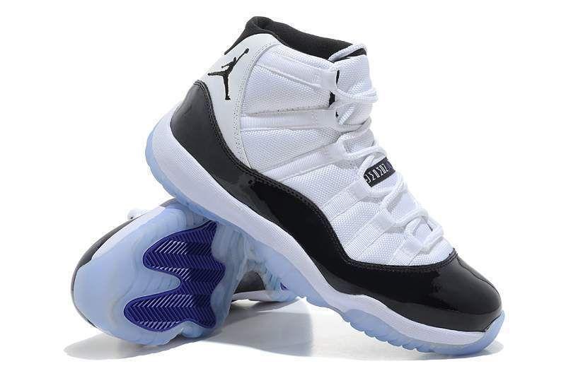 detailed look 27d94 e1e15 Nike Air Jordan 11 Bred Black Red Retro 11s Men Jordan 11s Size 8 13 Shoes  Jordans Sneakers On Sale From Golder, $121.83| DHgate.Com