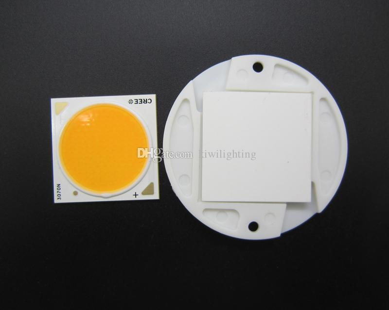 Cree CXA3070 114W White 5000k / 3000k теплого белого света водить 38.5-42V 1925-2800 м + Led COB держатель DIY 20sets / серия