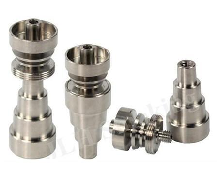 티타늄 네일 6 in 1 10mm 14mm 18.8mm 남성용 겸용 티타늄 네일