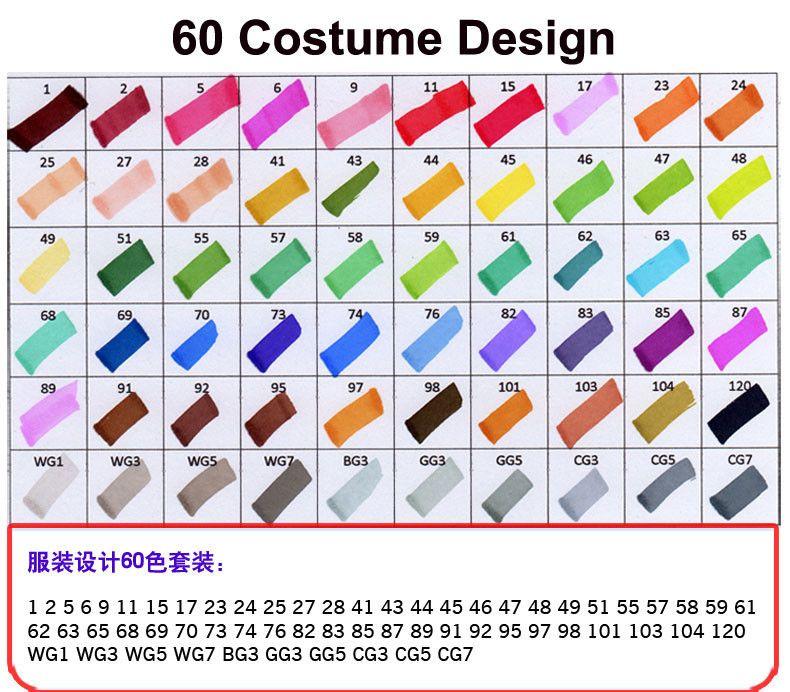 60 Costume Design