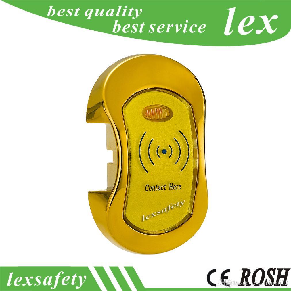Livraison gratuite 125khz rfid carte EM Sauna locker lock, serrure de cabinet intelligent / Sauna lock pour piscine, cabinet de golf