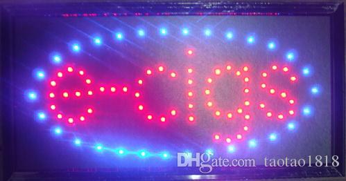 새로운 도착 슈퍼 밝은 LED가 E - CIGS 로그인 라이트 크기 48cm * 25cm 실내 플라스틱 PVC 프레임 디스플레이