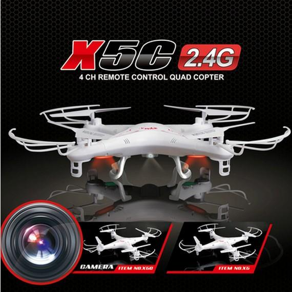 Free Ship SYMA X5C RC helicopter Quadrocopter UFO drone with 2.0MP Camera Remote Control radio control toys 4CH 6Axis FSWB