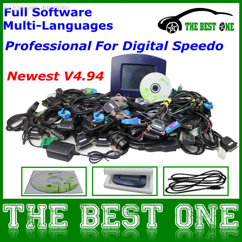 Automotive Car Diagnostic Tool Odometer Correct Tool 3 V4.94 Tool LO