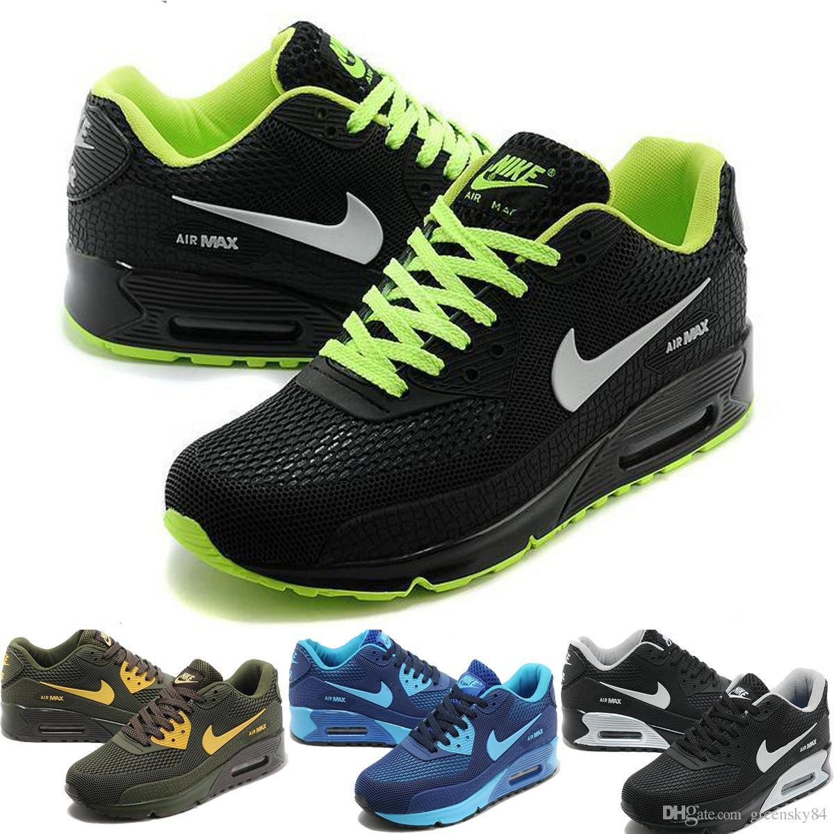 Nike Air Max 90 Mens Running Shoes On Sale