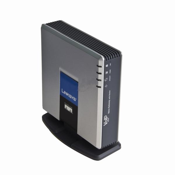 New Arrived!!!unlocked Linksys Spa3000 Spa 3000 Sip Voip Gateway Shipping  For Free Voip Service Provider Voip Voice From Wengzuiqin0222, $43 32 