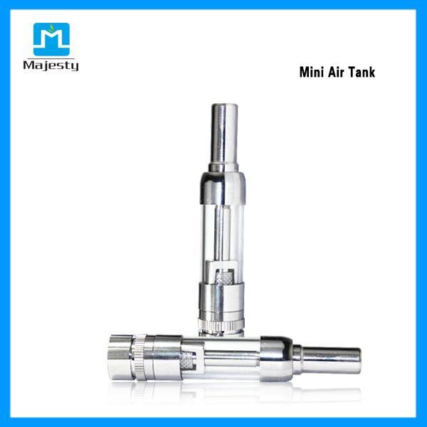 2015 Величество Clearomizer двойной катушки из нержавеющей стали бак для воды мини-воздушный бак регулируемый воздушный поток атомайзер Бесплатная доставка