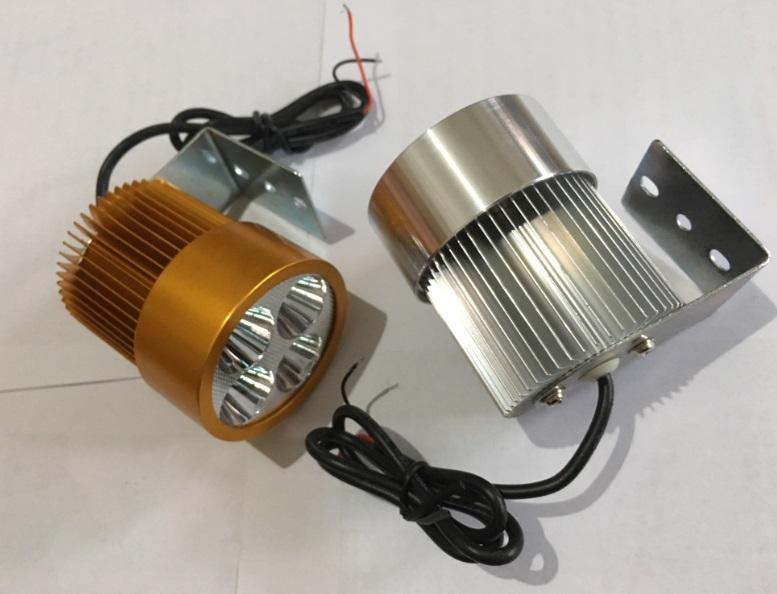 DC12V-85V 20W LED Headlight Handlebar Light Waterproof Lamp Universal for Motorcycle Electric bicycle for Honda Yamaha Harley Suzuki