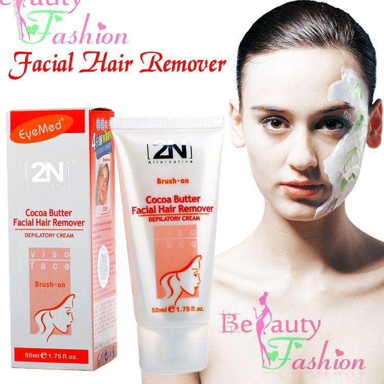 Permanent Facial Hair Remover Facial Depilatory Cream Mild
