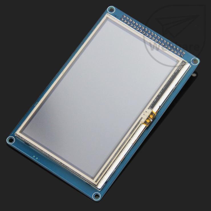 Pantalla LCD 16x2 blanco sobre azul 1602A HD44780 Arduino Raspberry PI Reino Unido Selle 10 un