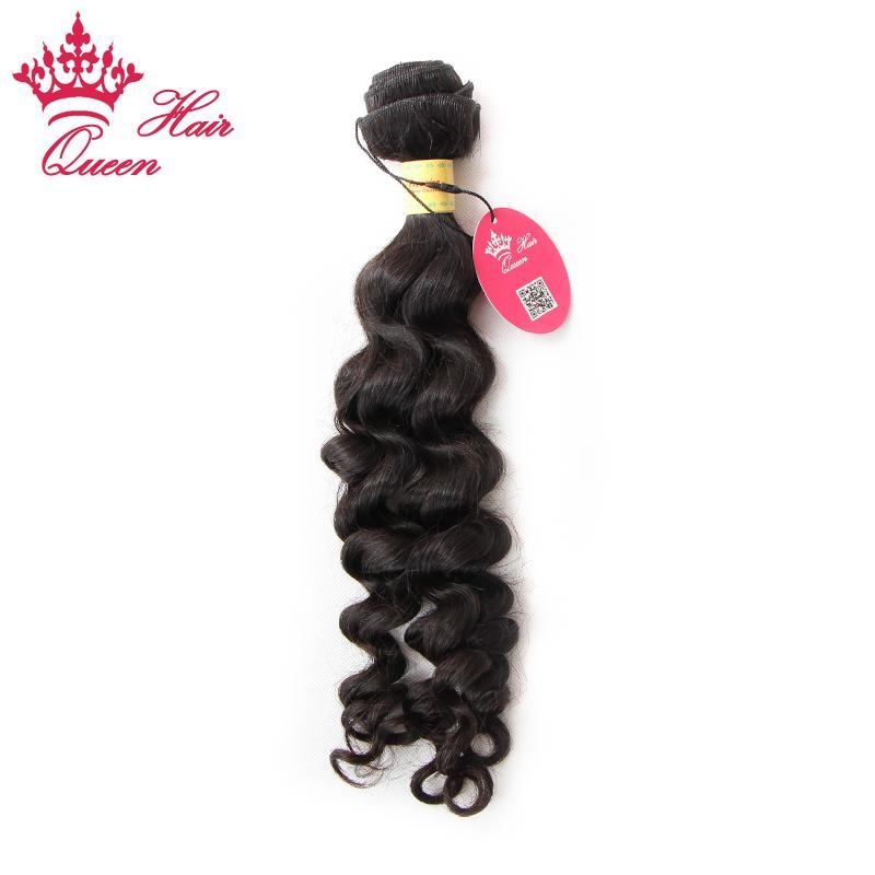 Reine Cheveux 100% Vierge Non Transformés Péruvienne Cheveux Humains Weave Péruvienne Vierge Cheveux Plus de Vague 1 pcs lot