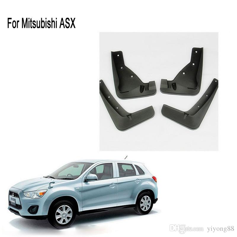 Pour 2013 2014 2015 MITSUBISHI ASX boue Rabats Garde Splash Garde-boue Bavette Fender voiture pour les accessoires asx