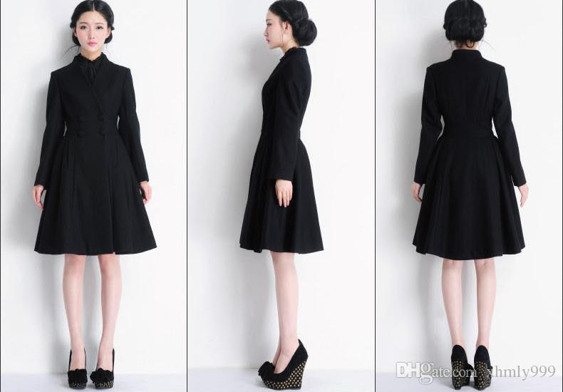 Dress Coat Womens Photo Album - Reikian