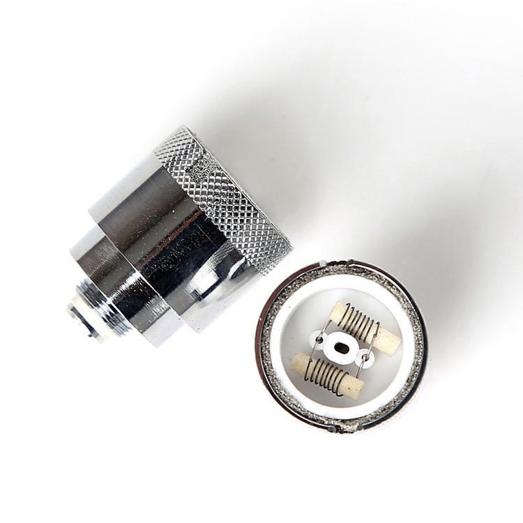 Воск Керамический пончик распылитель V2.5 нет катушки нет фитиль керамический нагревательный элемент испаритель Vape курительная ручка бесплатная доставка