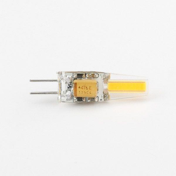 G4 LED Dim Ampul Yüksek CRI 12V- COB 6W Kapsül Kulesi IP koruma Süper Parlak 10pcs led / çok